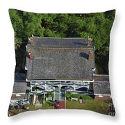 A View From The Top Throw Pillow