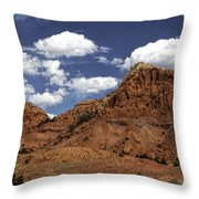 A View With Some Room Throw Pillow
