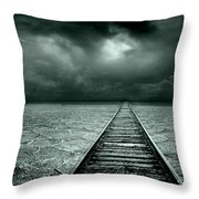 A Way Out Throw Pillow