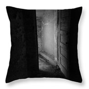 A Way Out Throw Pillow by Jessica Brawley