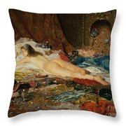 A Wealth Of Treasure Throw Pillow
