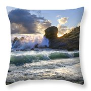 A Whisper In The Wind Throw Pillow