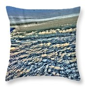 A Whole Other World Throw Pillow