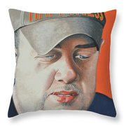 A Wish For Jamie Throw Pillow