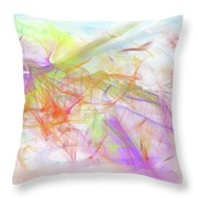 A Wonderful Dream Throw Pillow
