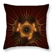 a049-7 GPMW Medicare Agent Throw Pillow