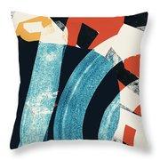 Aalto Throw Pillow