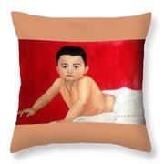 Aaryan Throw Pillow