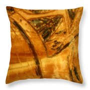 Abandon - Tile Throw Pillow