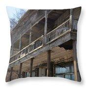 Abandoned Belvedere 1 Throw Pillow