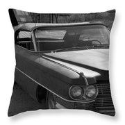 Abandoned Classic Throw Pillow