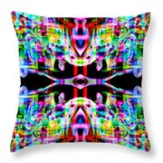 Abasach Throw Pillow