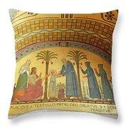 Abbey Mosaic Throw Pillow