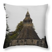 Abbot's Kitchen Throw Pillow