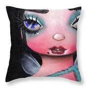 Abi  Throw Pillow