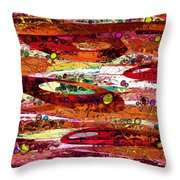 Abiding Throw Pillow