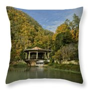 Abkhazia, New Athos Throw Pillow