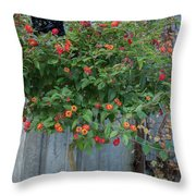 About Autumn 2. Throw Pillow