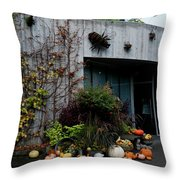About Autumn 3. Throw Pillow