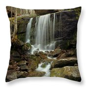 Above Apple Orchard 1 Throw Pillow