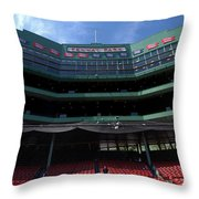 Above It All Throw Pillow