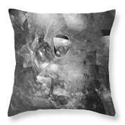 Abs 0494 Throw Pillow