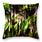Abscond Squall Throw Pillow
