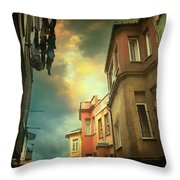 Absence 16 40 Throw Pillow