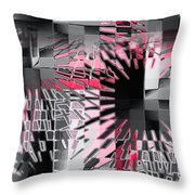 Absolutely Fab 1 Throw Pillow