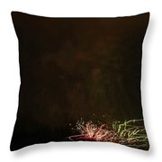 Abstarct Art Seven Throw Pillow