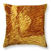 Abstract - Tile Throw Pillow