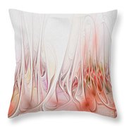 Abstract 00087 Throw Pillow