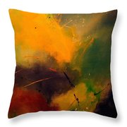 Abstract 0046521 Throw Pillow