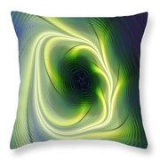 Abstract 021311 Throw Pillow