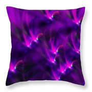 Abstract 022611 Throw Pillow