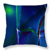 Abstract 022711a Throw Pillow