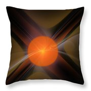 Abstract 051511 Throw Pillow