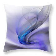 Abstract 053110 Throw Pillow