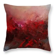 Abstract 056 Throw Pillow