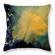 Abstract 061 Throw Pillow by Pol Ledent