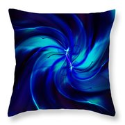 Abstract 070810 Throw Pillow