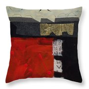 Abstract 071 Throw Pillow
