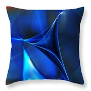 Abstract 071310 Throw Pillow
