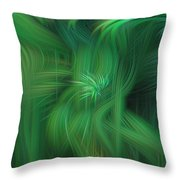 Abstract 0902 G Throw Pillow