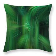 Abstract 0902 H Throw Pillow