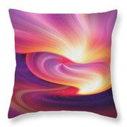 Abstract 0902 I Throw Pillow