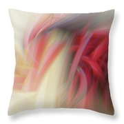 Abstract 0902 J Throw Pillow