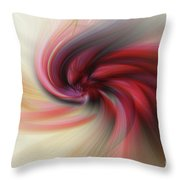 Abstract 0902 K Throw Pillow