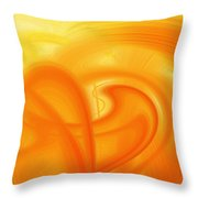 Abstract 0902 Q  Throw Pillow