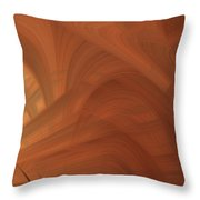 Abstract 0902 T Throw Pillow